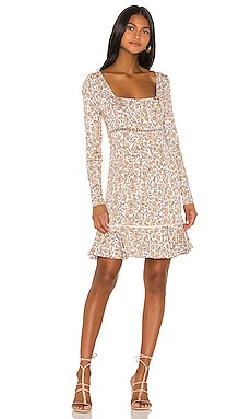 Boheme Mini Dress Free People $128 NEW ARRIVAL