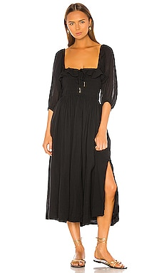 Oasis Midi Dress Free People $118 NEW ARRIVAL
