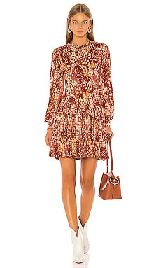 Heartbeats Mini Dress Free People $128 NEW ARRIVAL