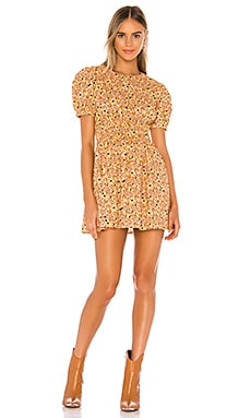 Pennie Mini Dress Free People $108 NEW ARRIVAL