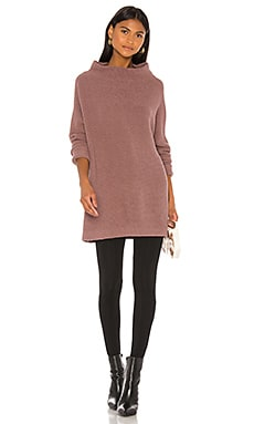 Ottoman Slouchy Tunic Sweater Dress Free People $119