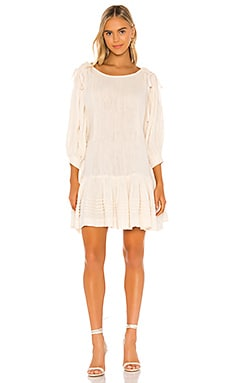 МИНИ ПЛАТЬЕ WASHED ASHORE Free People $103
