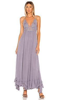 Adella Maxi Slip Dress Free People $128 NEW ARRIVAL