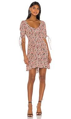 Laced Up Mini Dress Free People $58