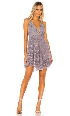 Adella Burnout Velvet Slip Dress Free People $98