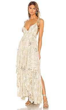 Meredith Maxi Dress Free People $228