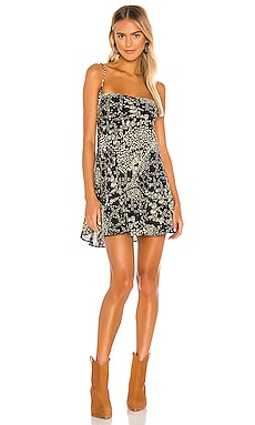 Forever Fields Mini Dress Free People $68