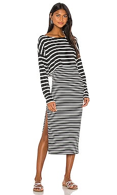 Zinnia Striped Set Free People $98 NEW ARRIVAL