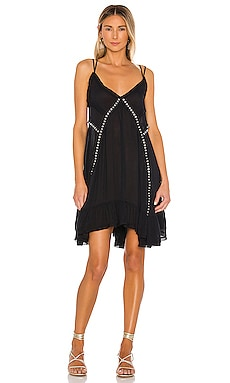 Sway With Me Trapeze Dress Free People $62