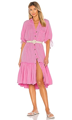 ROBE MI-LONGUE MAYA Free People $148 BEST SELLER