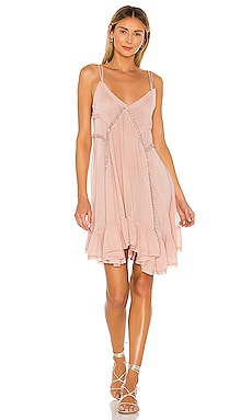 MINIVESTIDO SWAY WITH ME Free People $88