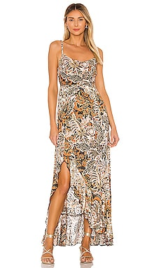 MAXIVESTIDO FOREVER YOURS Free People $108