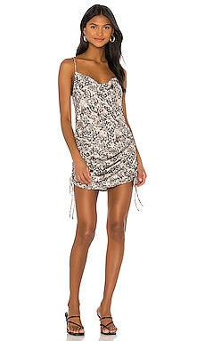 Day To Night Printed Slip Dress Free People $78