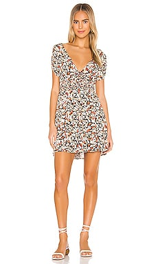 MINIVESTIDO FORGET ME NOT Free People $128