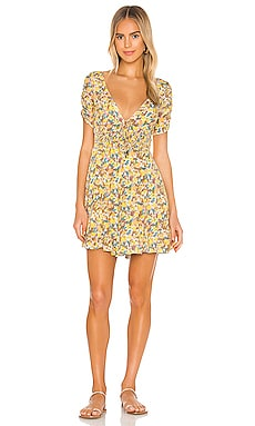 Forget Me Not Mini Dress Free People $116