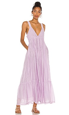Frankie Pintuck Maxi Dress Free People $148