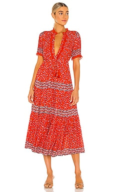 Rare Feeling Maxi Dress Free People $148