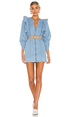 Imogene Mini Dress Free People $148 NEW