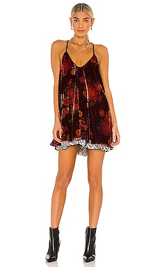 ROBE COURTE TWO FACED Free People $104