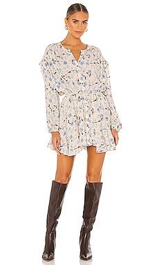Flower Fields Mini Dress Free People $128
