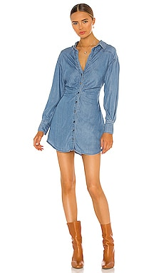 Charlie Shirt Dress Free People $128
