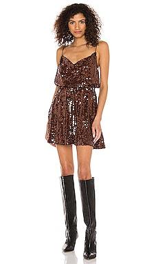 X REVOLVE Shimmerfest Mini Dress Free People $90