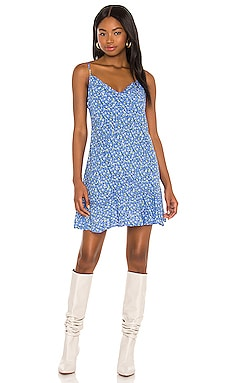 X REVOLVE Forever Fields Mini Dress Free People $68