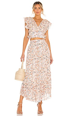 CONJUNTO PRETTY DAZE Free People $98
