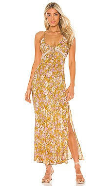 ROBE MAXI ALL I WANTED Free People $118 BEST SELLER