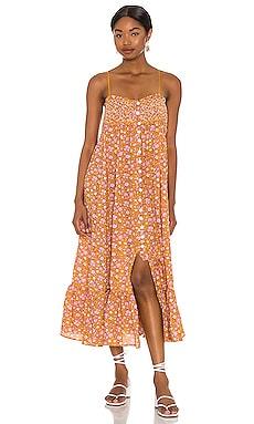 Molly Jo Midi Dress Free People $128