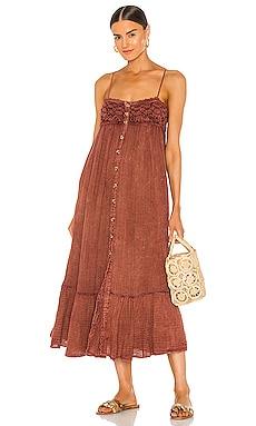 Linda Jo Midi Dress Free People $134