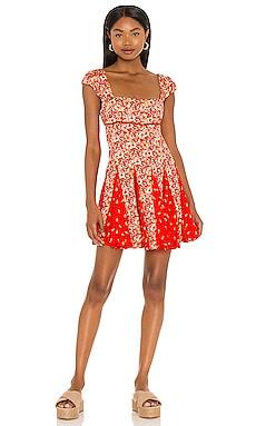 Ponderosa Mini Dress Free People $90