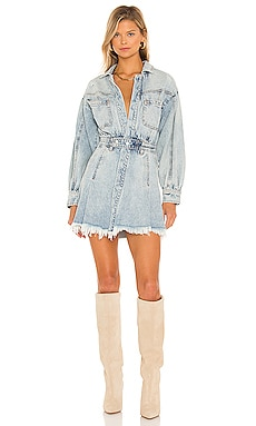 ROBE CHAIN OF COMMAND Free People $148