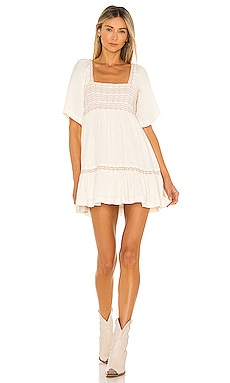Easy To Love Bubble Dress Free People $128