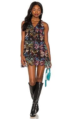 Fly Me Away Mini Dress Free People $298 NEW
