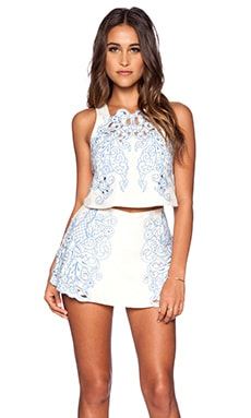 Free People Topaz Moon Set in Eggshell
