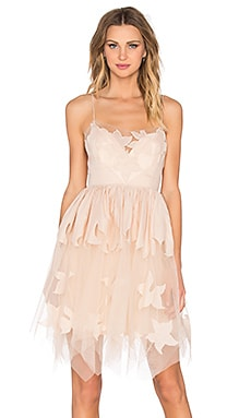 Free People Gossamer Dress in Pearl