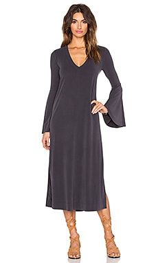 Free People A Fine Romance Dress in Black