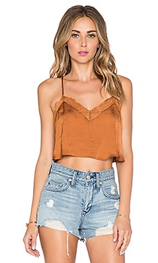 Free People Eclipse Brami in Copper