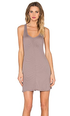 Slinky Tank Slip in Smokey Purple