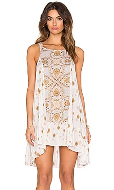 Free People Into You Slip in Tea Combo