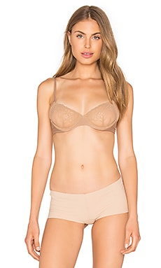 Free People Wishing Well Underwire Bra in Nude