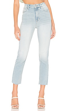 Hi Slim Straight Jean Free People $78