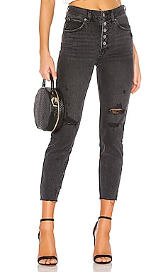 Blossom Rigid Jean Free People $78 BEST SELLER
