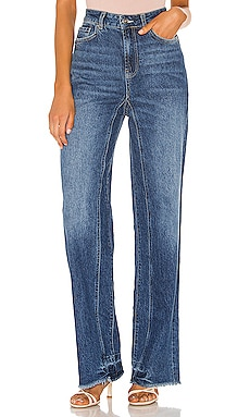 Relaxed Straight Slouch Free People $98