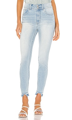 JEAN SKINNY WILD CHILD Free People $55