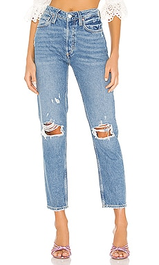 Fast Times High Rise Mom Jean Free People $98 BEST SELLER