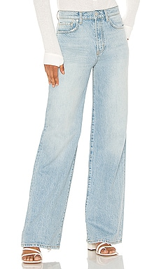 Astoria Wide Leg Jean Free People $76