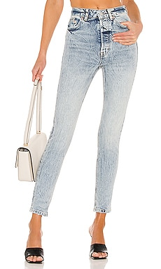 Zuri Mom Jean in Lived Free People $55