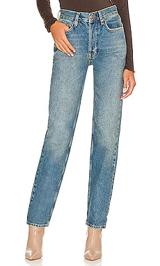 The Lasso Straight Jean Free People $98 NEW